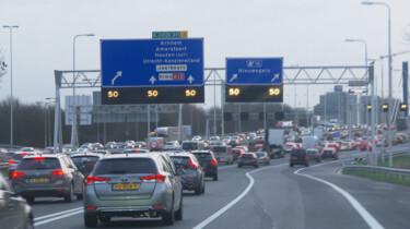 Het drukste verkeersknooppunt van Nederland