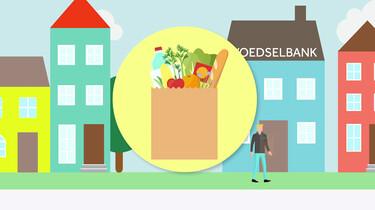 Wat doet de voedselbank?