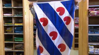 Hoe worden vlaggen gemaakt?
