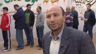 Nieuwsuur in de klas: Na de Arabische lente
