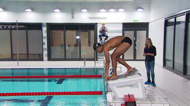 Hoe kun je sneller zwemmen met behulp van wetenschap?