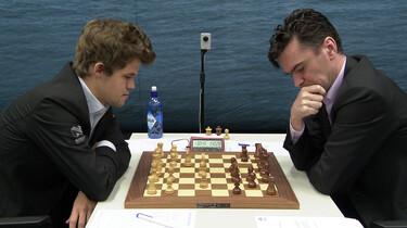 Schaakkampioen Magnus Carlsen