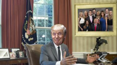 De Amerikaanse president