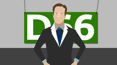 Wat wil D66?