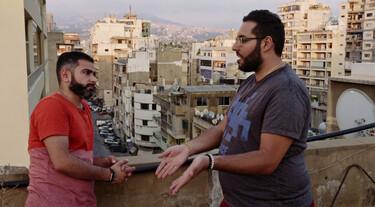 Danny in Arabistan in de klas: Libanon