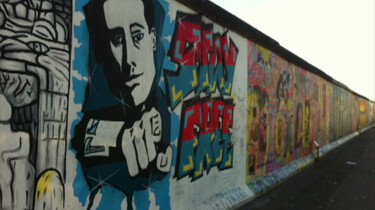 De val van de Berlijnse muur