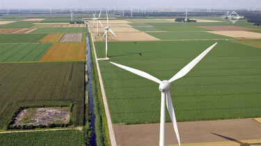 Nederland van boven in de klas: Nederland gemaakt door de Nederlanders