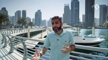 Danny in Arabistan in de klas: Verenigde Arabische Emiraten