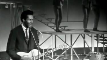 Wie was Chuck Berry?