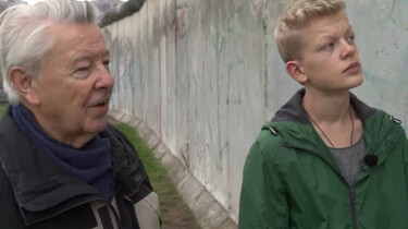 Opgroeien met de Berlijnse muur