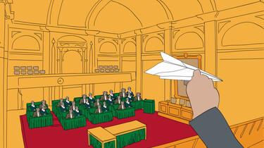 Clipphanger: Hoe werkt de Eerste Kamer?