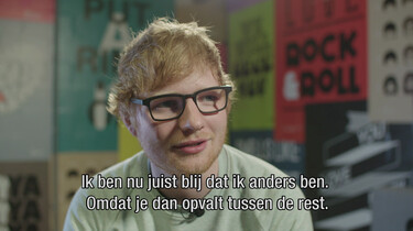 Interview met Ed Sheeran