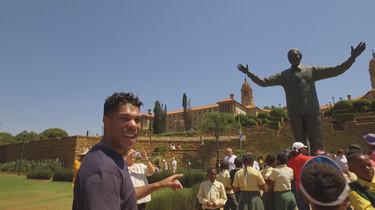 Het Klokhuis: Zuid-Afrika: Mandela
