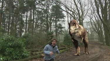 Het Klokhuis: T.rex