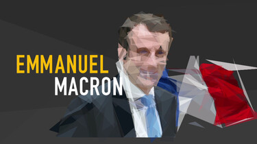 De Franse president