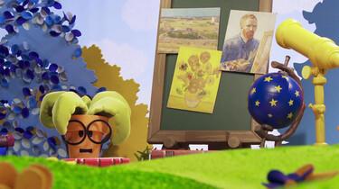 Een les over Vincent van Gogh