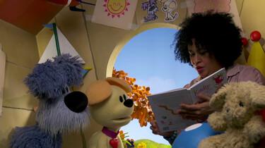 Tania Kross leest voor