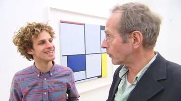 Podium Witteman in de klas: Piet Mondriaan