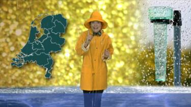 Waarom regent het zo veel in Nederland?