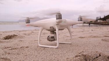 Drones beschermen surfers tegen haaien