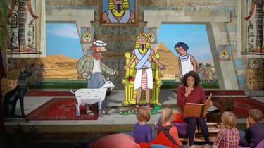 Verhalen uit de Schatkist: De tien plagen van Egypte