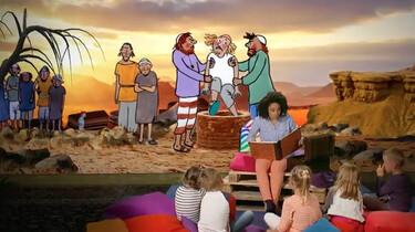 Verhalen uit de Schatkist: Jozef en zijn gemene broers