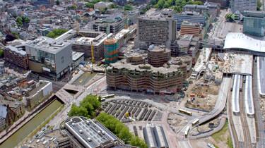 Onzichtbaar Nederland in de klas: De stad en het verkeer