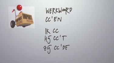 dt met JP: Waar komt het werkwoord cc'en vandaan?