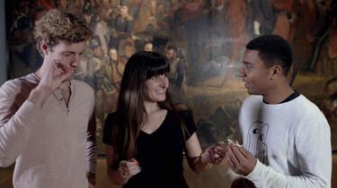 Kun je een schilderij ruiken?