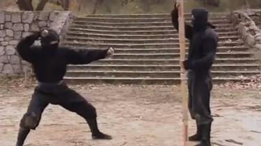 Wat doen ninja's?: Clipje uit Studio Snugger