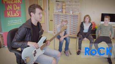 Méér Muziek in de Klas: Lang leve rock!