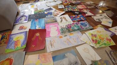 Hoe maak je een schilderijententoonstelling?