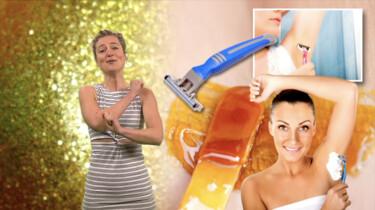Waarom scheren vrouwen hun oksels?