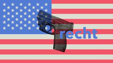 Waarom mogen Amerikanen een wapen dragen?