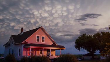 Wolken kijken: mammatus