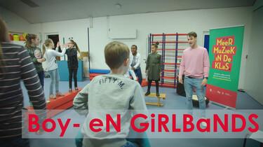 Méér Muziek in de Klas: Lang leve girl- en boybands!