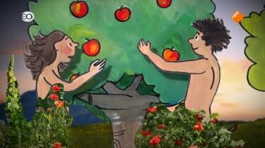 Verhalen uit de Schatkist: De slang en de appel