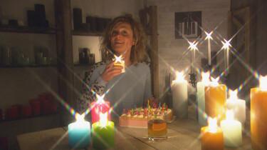 Het Klokhuis: Kaarsen