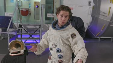 Het Klokhuis: Wonen op Mars