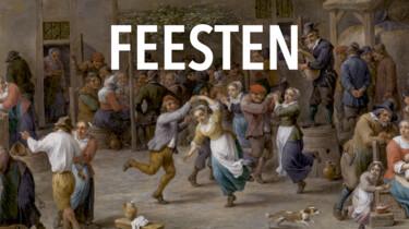 Topstukken van het Rijksmuseum: Feest in het Rijksmuseum