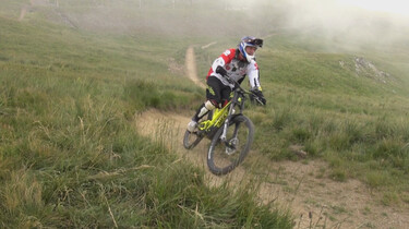 Het Klokhuis: Downhill mountainbiken