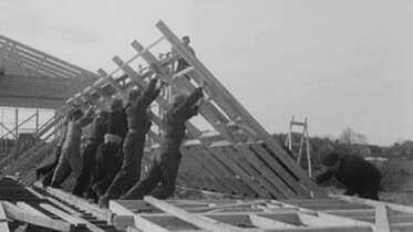 Wederopbouw en woningnood in de jaren 50: Nederland na de Tweede Wereldoorlog