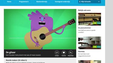 Hoe werkt Schooltv.nl?