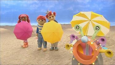 Liedje over de parasol