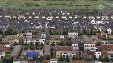 Nederland van boven in de klas: Wonen