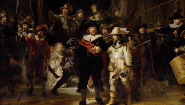 Topstukken van het Rijksmuseum: De Nachtwacht van Rembrandt van Rijn