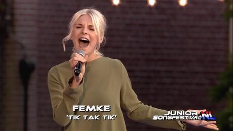 FEMKE - TIK TAK TIK