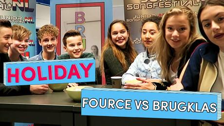 FOURCE VS Brugklas - Holiday | Brugklas Seizoen 6