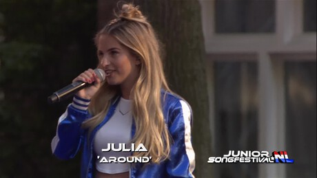 JULIA - AROUND