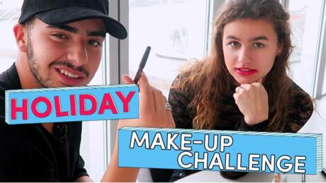 Make-up Challenge - Holiday | Brugklas Seizoen 6